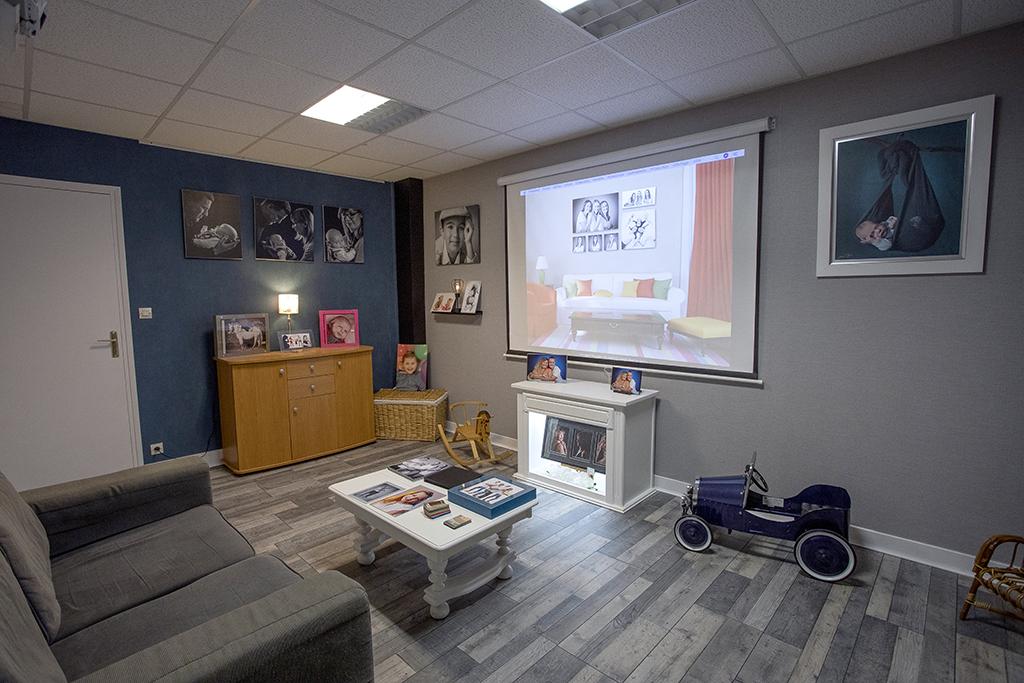 studio salle découverte