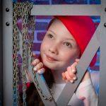 portrait d'enfant au Studio Laurent Thirion Photographe